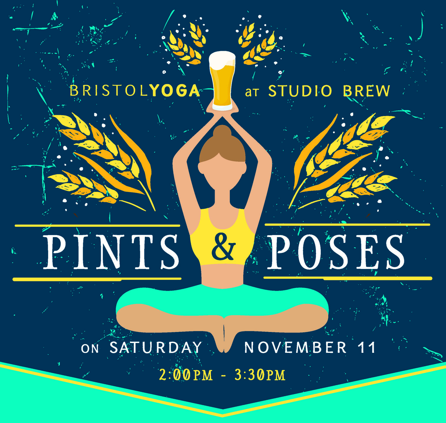 Pintsposes Bristolyoga At Studio Brew Your Destination For All