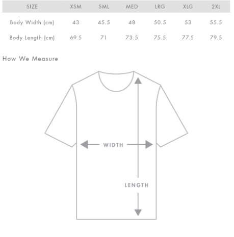 Mali tee measurements.png