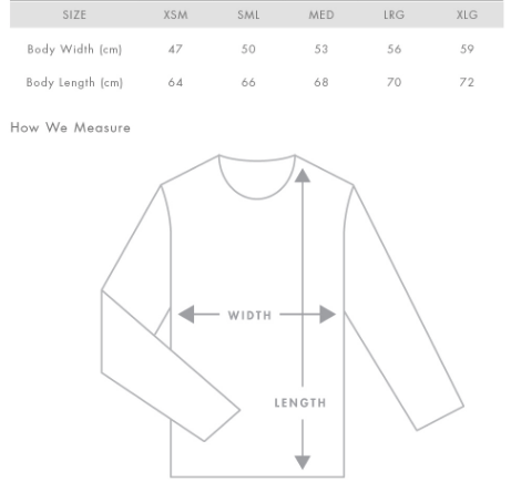 Slouch crew size guide.png