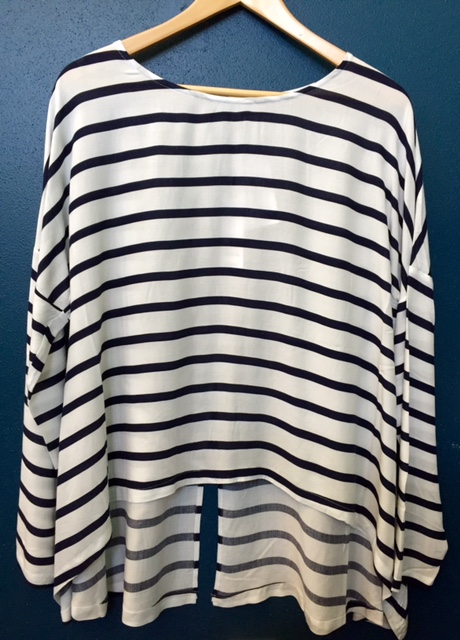 BBDakota Stripe Tunic $79