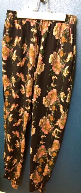 Hazel Floral Pants $79