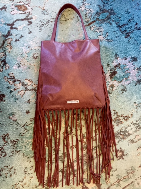 BCBG Fringe Bag $138