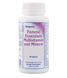 Femme Essentials Multivitamin & Mineral