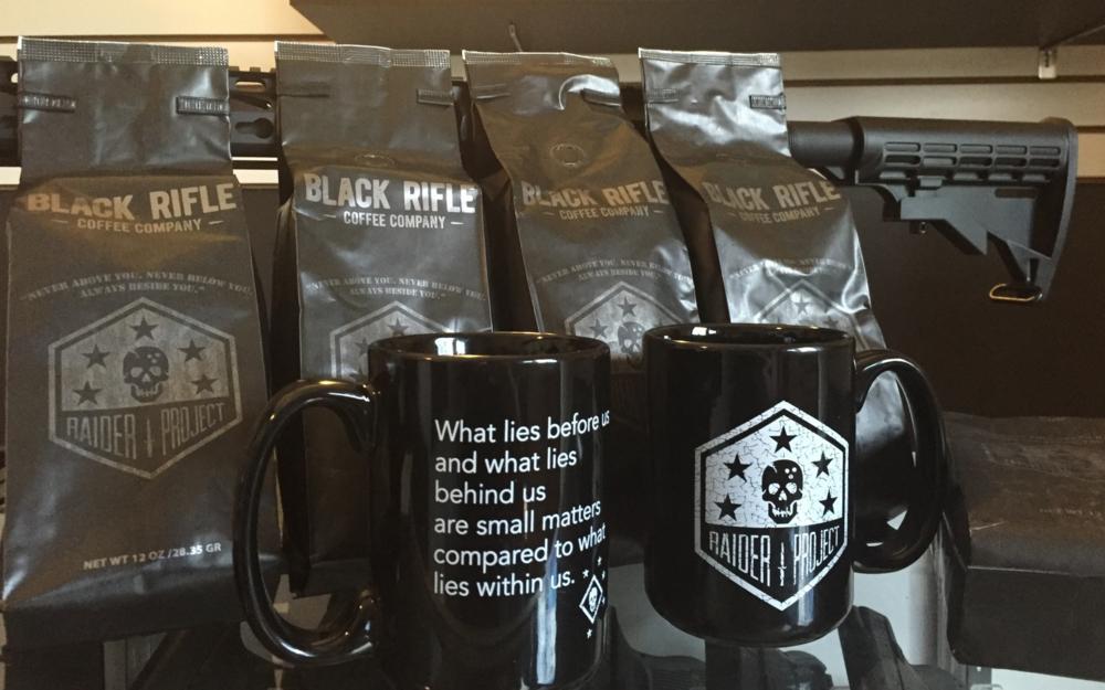Black Rifle Raider Project GFC and Mug Set