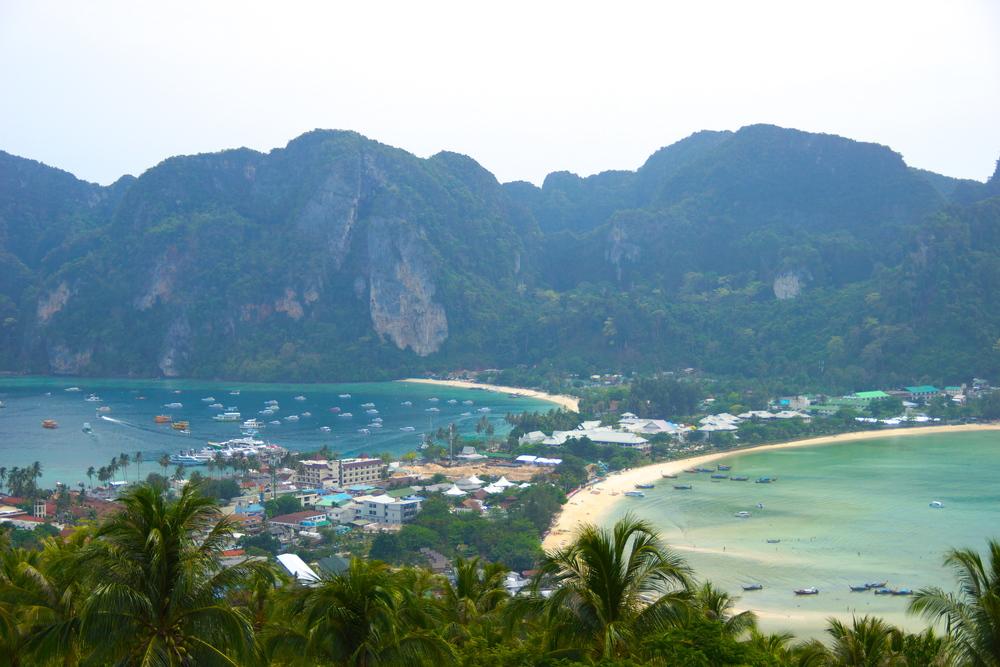 ko phi phi view