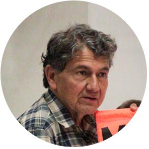RAFAEL GARCIA El hombre que nos ayudó a promocionar nuestra charla en Amsterdam.