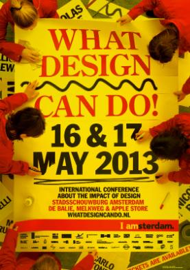 WDCD Más sobre esta conferencia internacional dedicada al impacto social del diseño. Ver más →