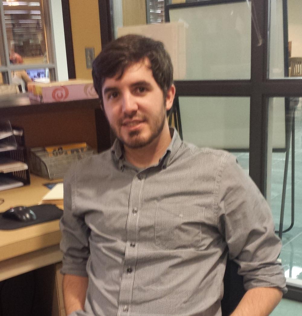 Garrett Ashley Fiction Reader