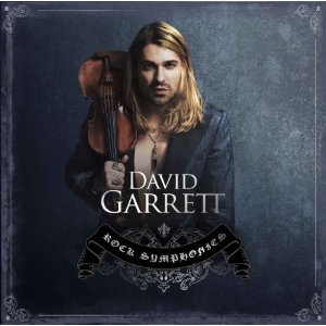 David Garrett Rock Symphonies, Decca Universal, 2010.  Drummer on 17 Tracks .