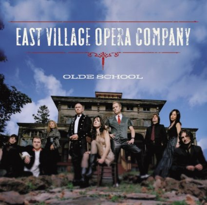 East Village Opera Company, Olde School, Decca Universal, 2008,  Drums Whole Album. Nominated for Grammy 2009.    Purchase here:   https://itunes.apple.com/us/album/olde-school-bonus-track-version/id287119188