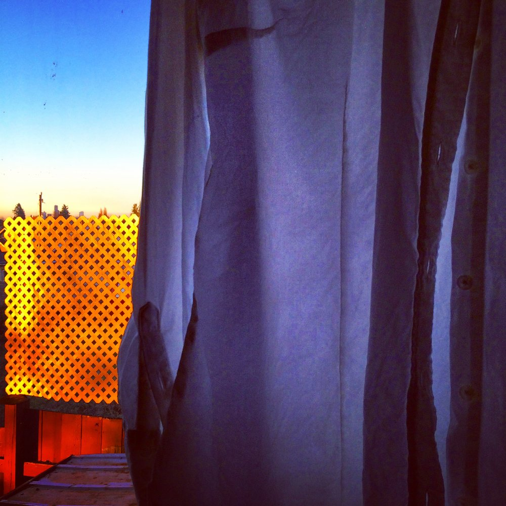 Drying Shirt, Summer