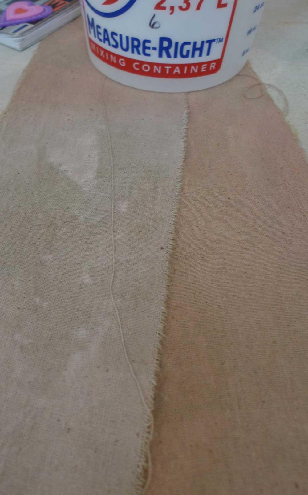 G&K 2215 Rust Orange & G&K 5193 Bronze: 1/2 cup Rust Orange dye stock, 1/3 cup Bronze dye stock, 2 cup soda stock, 2 cup water (1 hour soak) - various silk, cotton, linen