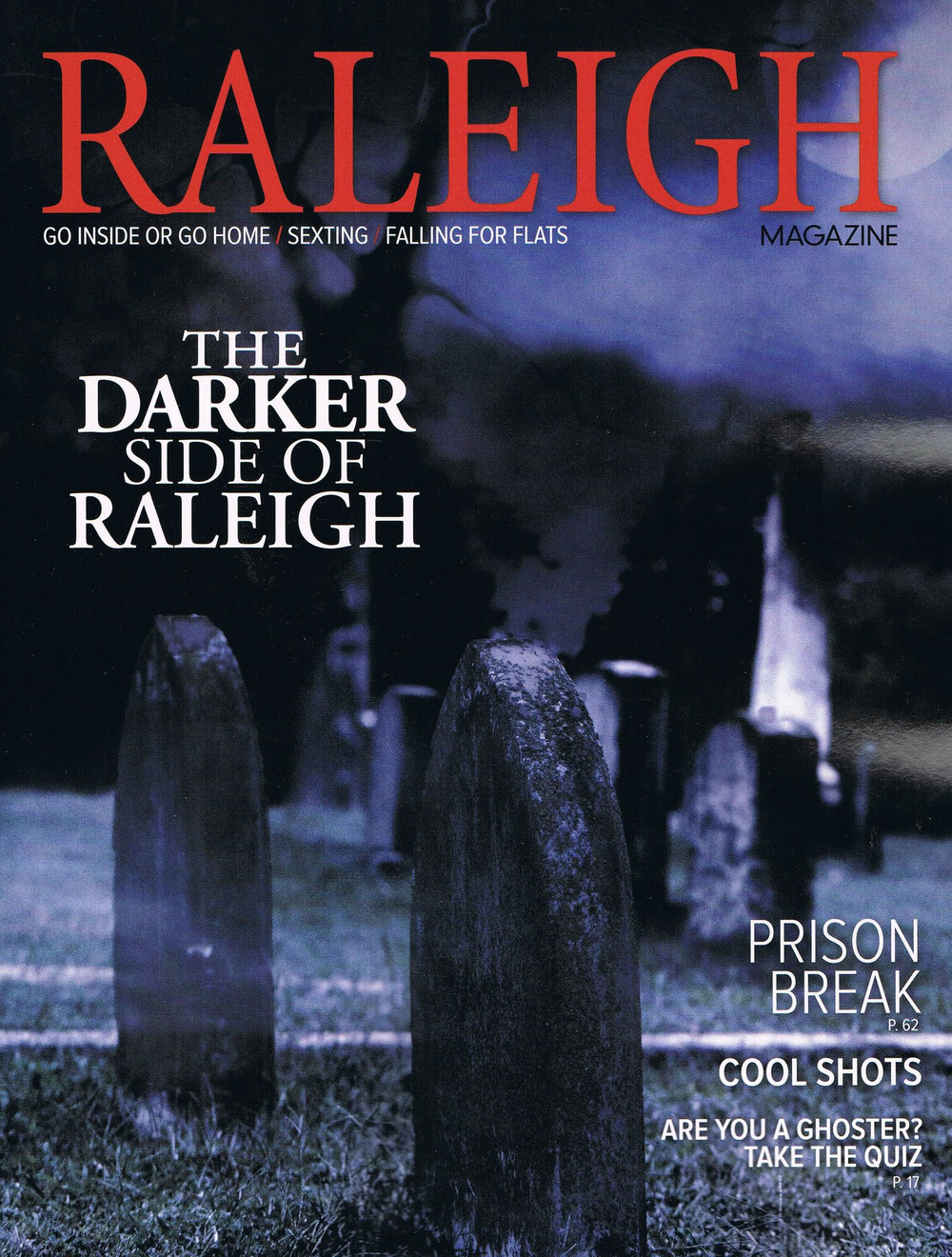 Raleigh Magazine October 2015