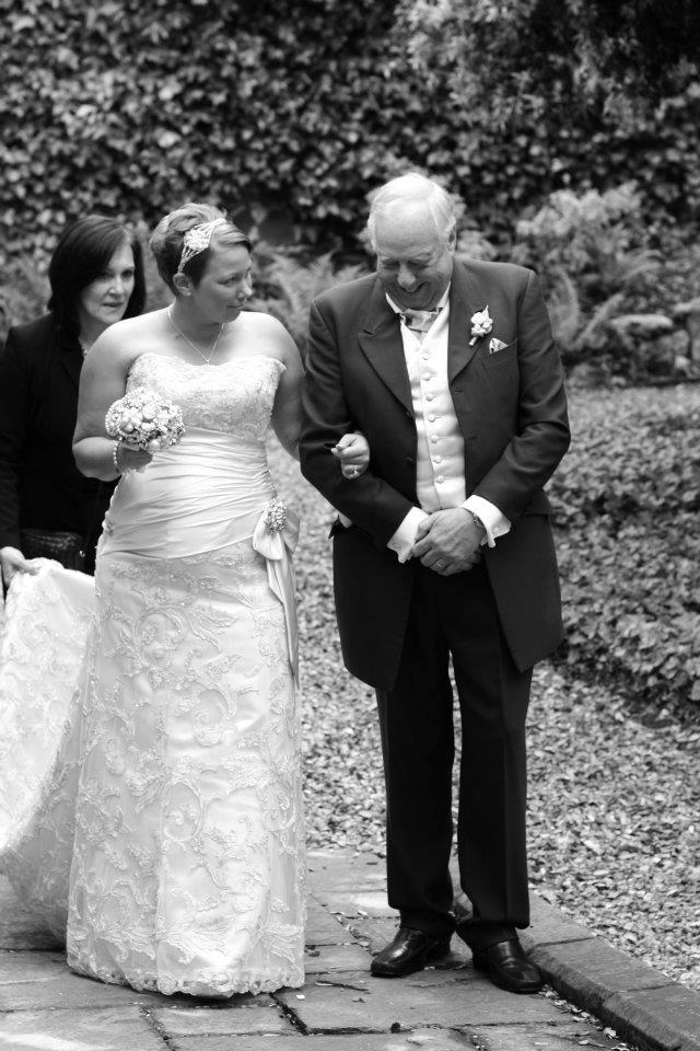 Naomi Thomas Wedding