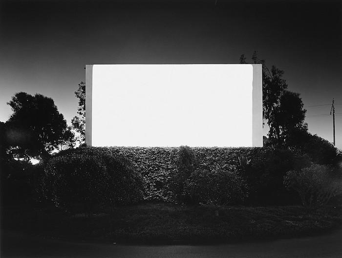 Hiroshi Sugimoto - South Bay Drive-In, San Diego (1993)