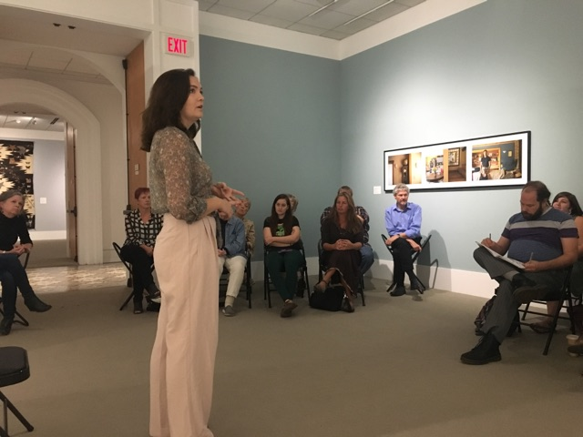 Kennedy Museum of Art: Noon Talk  October 2017
