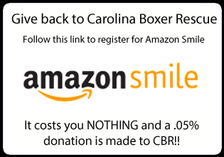 Click on logo to go to Amazon Smile, choose CBR as your charity!