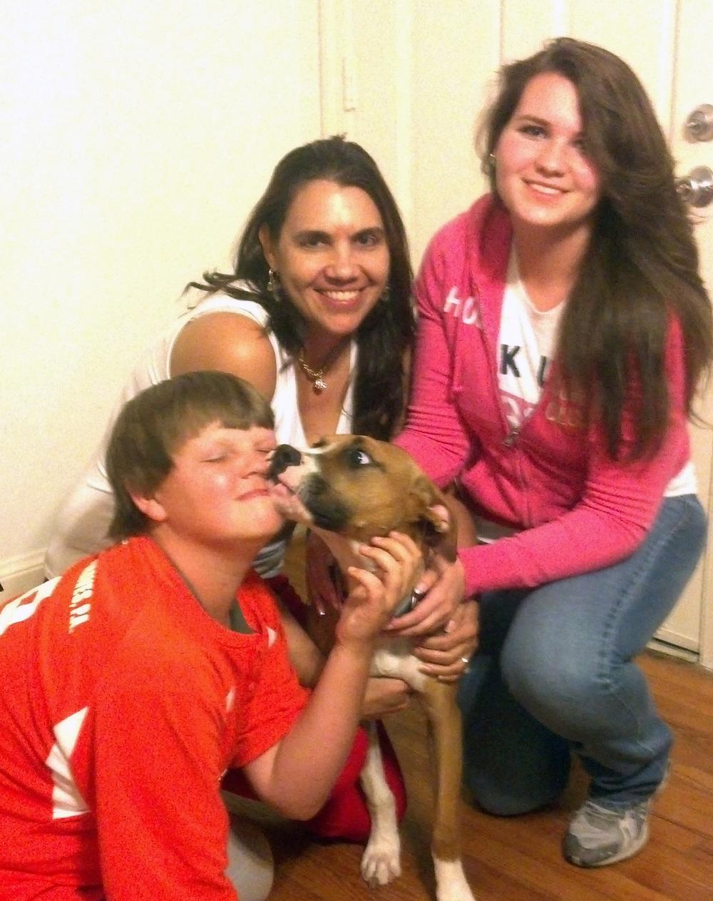 Dixie's Furever family..jpg