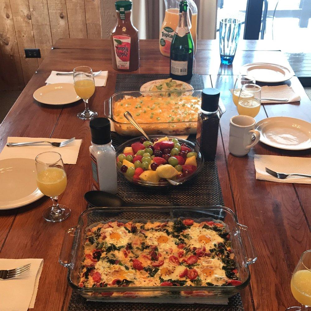 Bomber breakfast