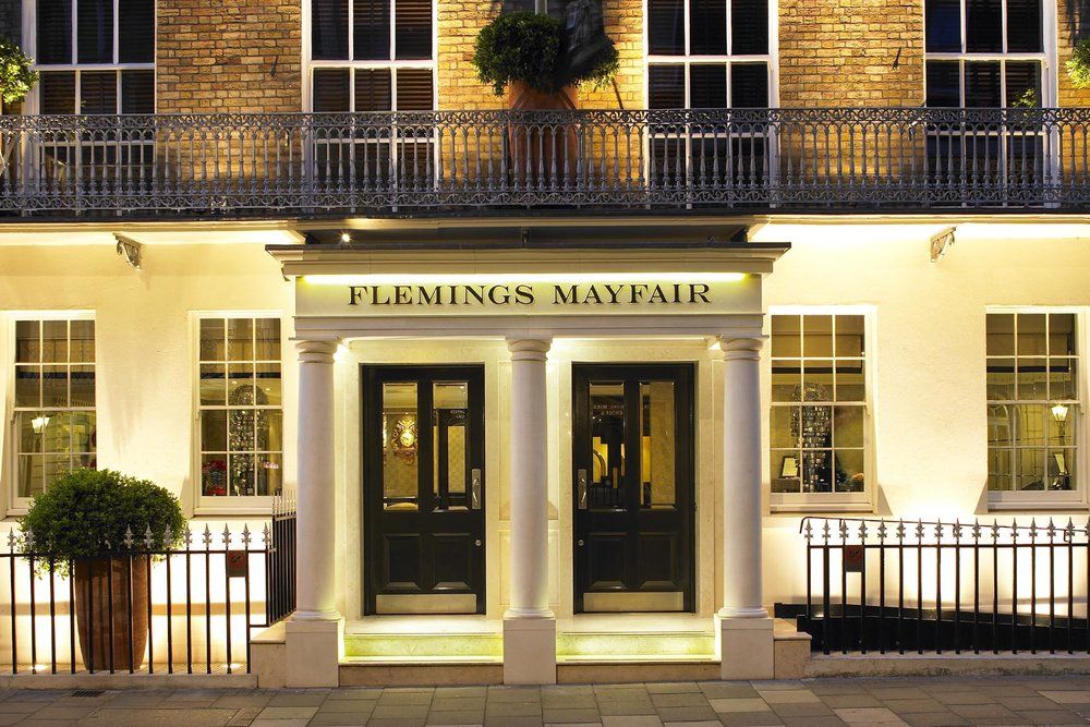 The Townhouse at Flemings Hotel, Mayfair, London Hospitality - in progress
