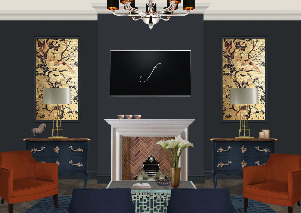 Flemings Hotel Mayfair - Townhouse - Design by Dennis Teepe - BESPOQE Interiors London