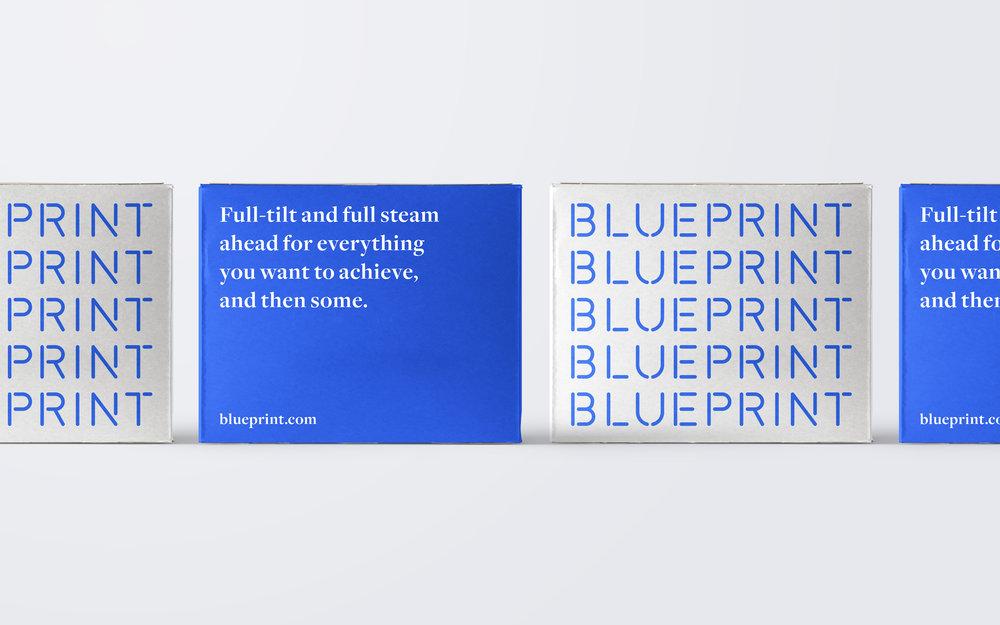 BluePrint — Michael Mavian