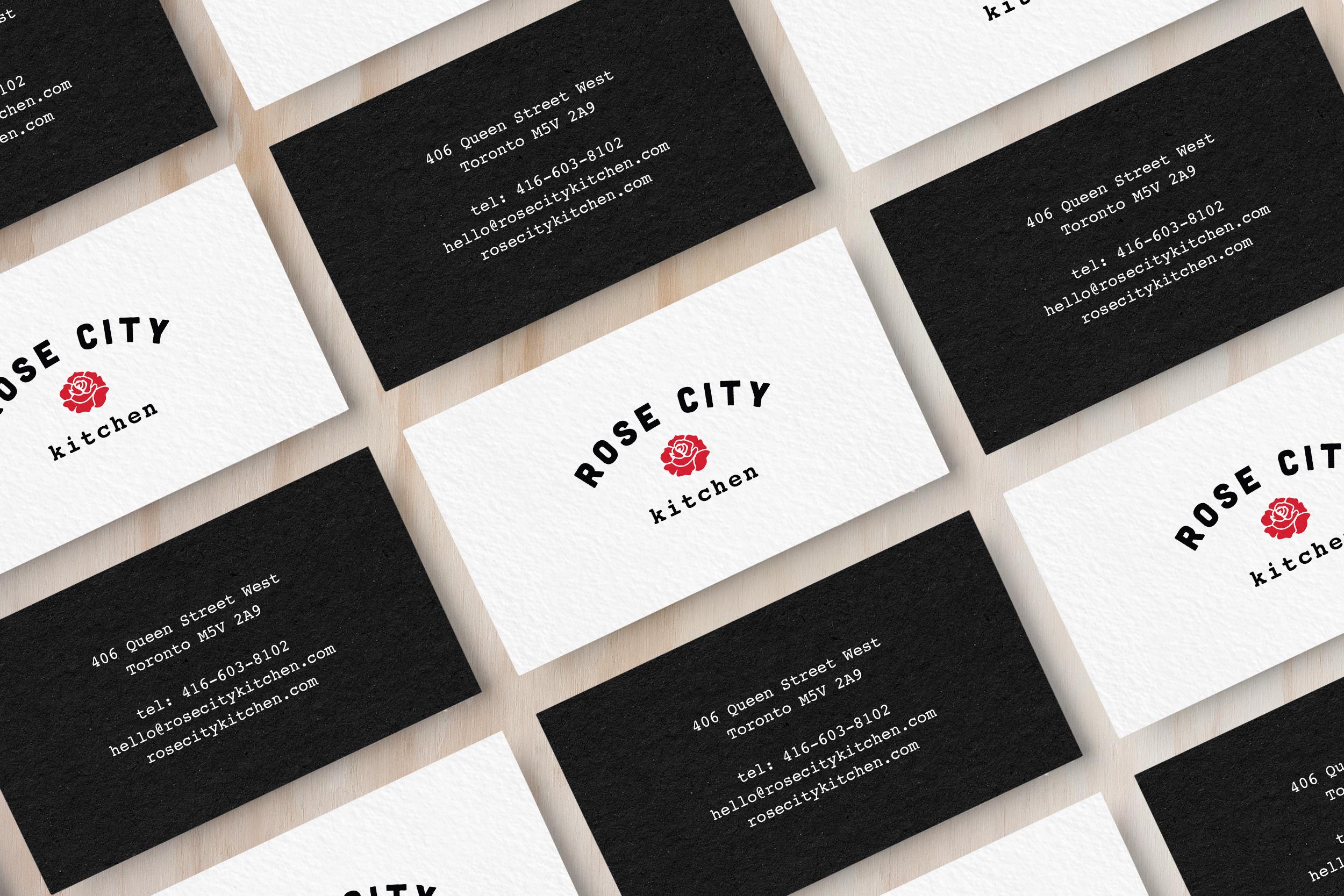 Rose City Kitchen — Michael Mavian