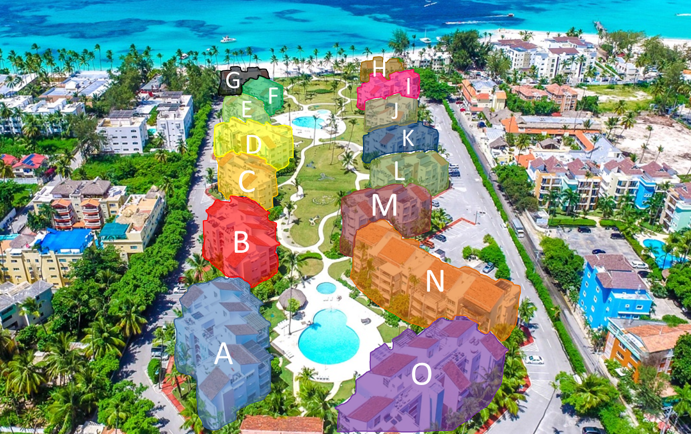 Turquesa F102 Luxury Villas In Punta Cana And Apartments