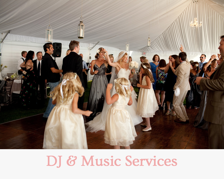 DJ & Music Services - Wedding & Events Redding