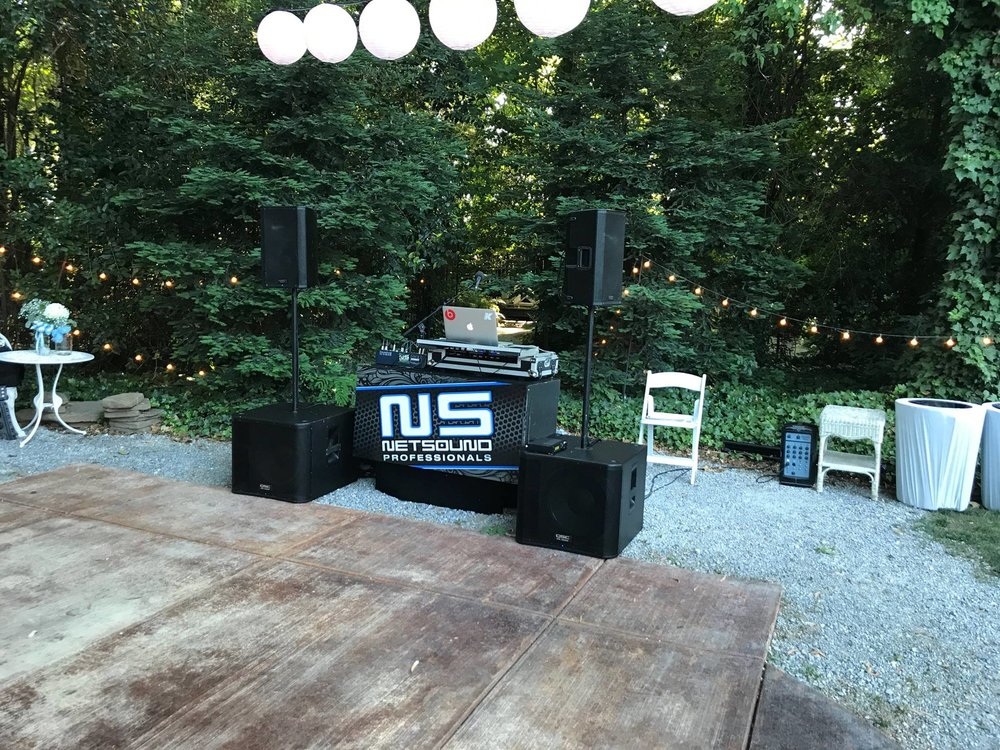 NorCal Weddings | Netsound | Redding CA DJ and Lighting