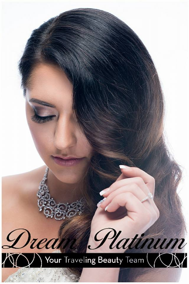 NorCal Weddings | Dream Platinum Salon | Redding CA