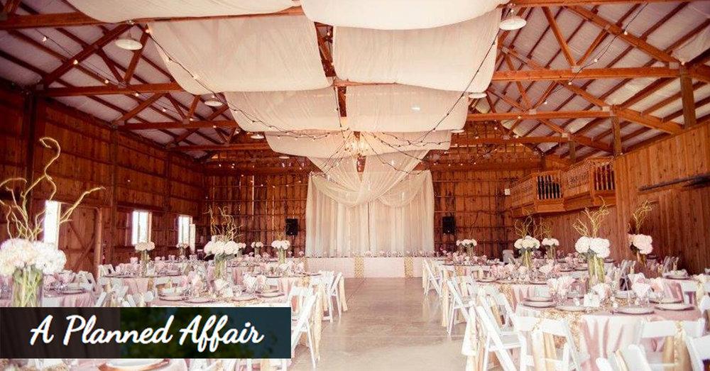 NorCal Weddings | A Planned Affair
