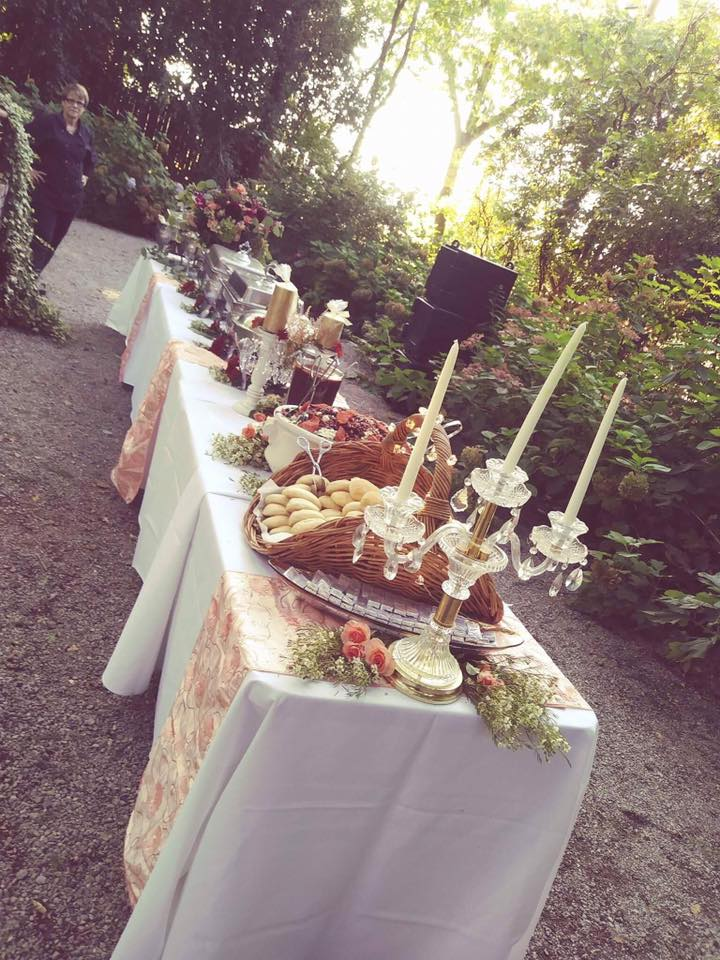 NorCal Weddings | Etched In Elegance Catering