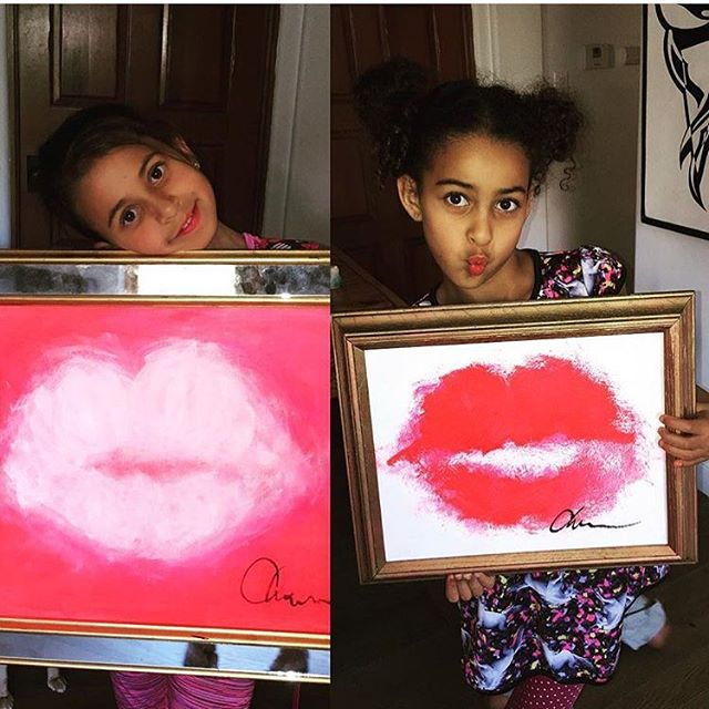 Look at these cuties with their @theragdoll Art. ♥️♥️♥️ @frankiejordanla