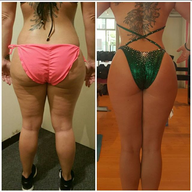 "How did she do that? It's call ""HARD WORK""  Let's get that body right for the New Year!!!!! Only 5 slots available for personal training and 2 slots for classes.Hit us up if your serious about taking your body to the next level.  #stlfitness #fitness #stlbootcamp #stltrainers #statusfitnessstudio #squats #glutes #stlfit #stlgyms #naturalbodybuilding #bikini #figure #theocb #npc #famefitnesspromotions"