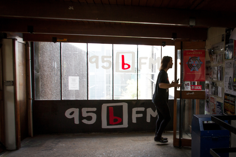 Interview @ 95bFM