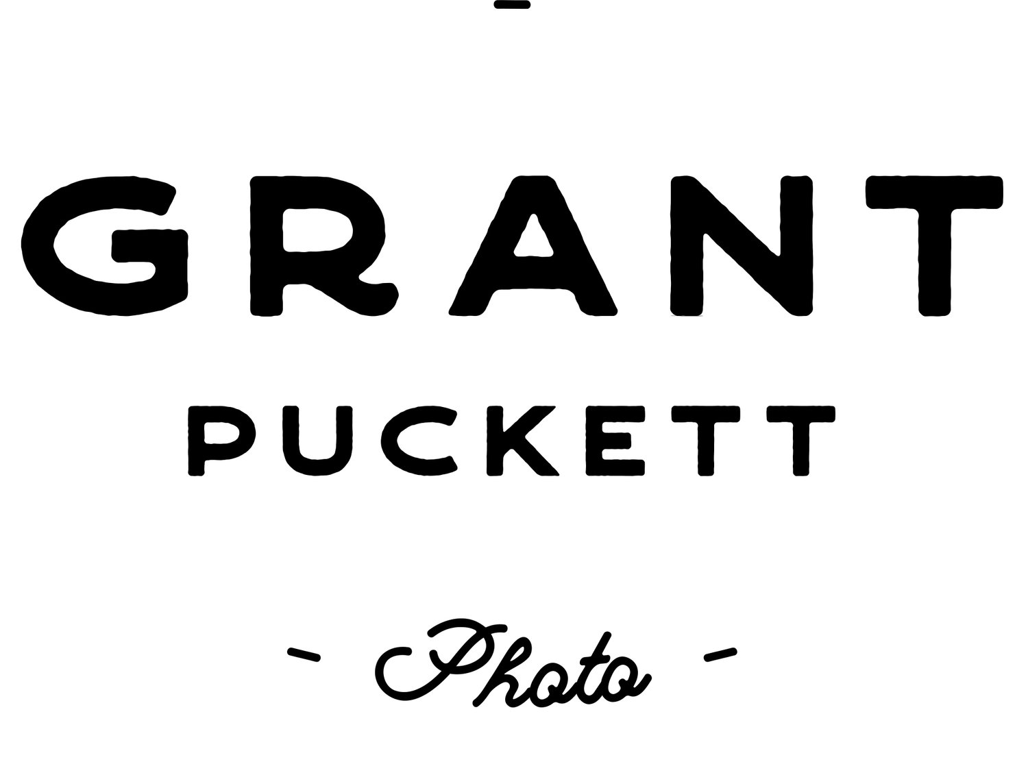 Grant Puckett - Los Angeles Photographer