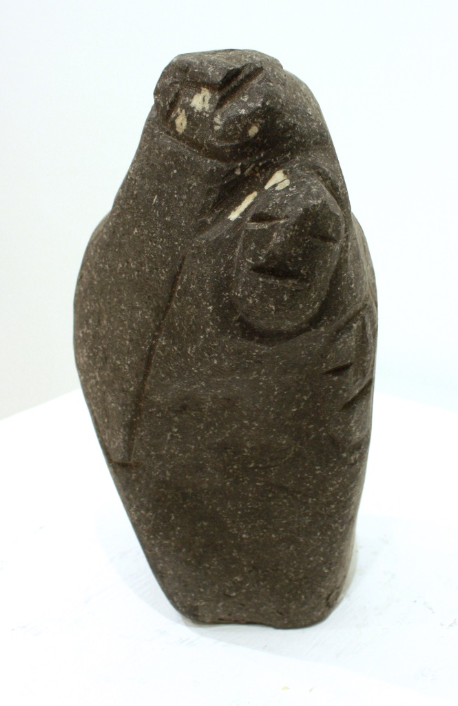 Faces (99261014)<Br>8 x 6 x 7<Br>Basalt<Br>$ 750