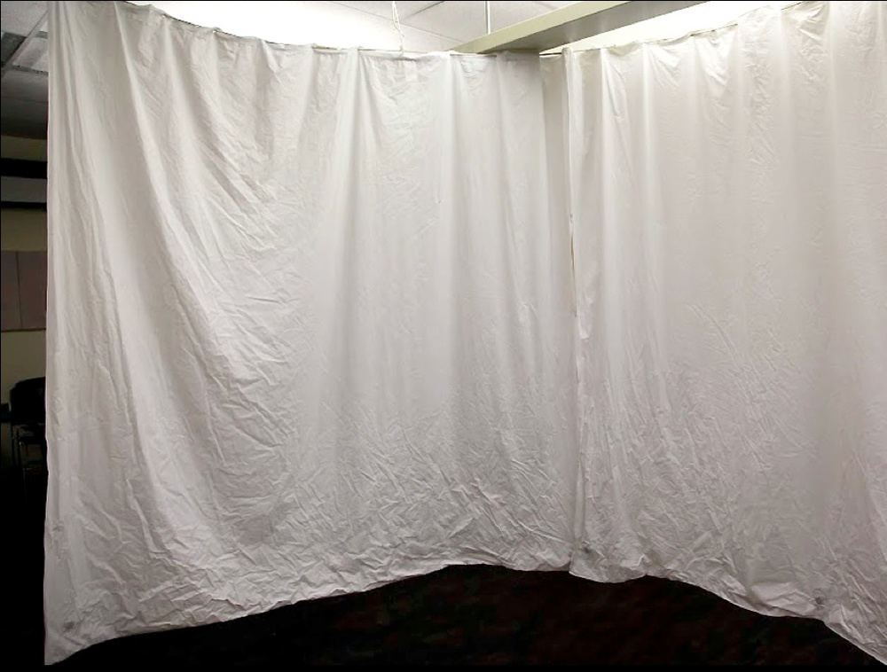 prototyping with a curtain