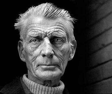Playwright Samuel Beckett