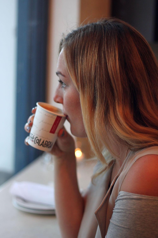 Caffe Calabria_drinking coffee.jpg