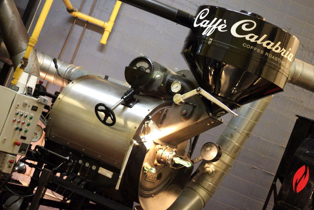 Caffe Calabria_coffee roasting.jpg