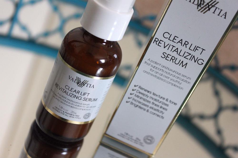Valentia clear lifting serum faith in style blog 1.jpg
