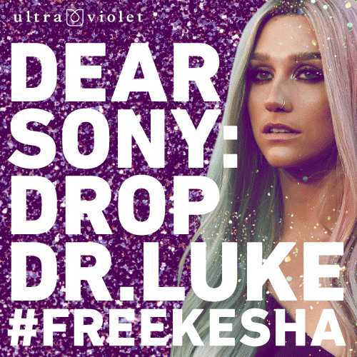 #FreeKesha Campaign - Radio Ad for Pandora