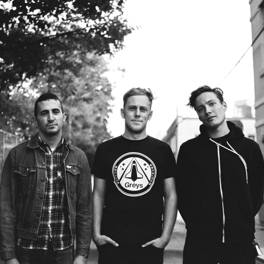 DAVID NARDI, KYLE FISHER, LUKE BENTHAM (The Dirty Nil)