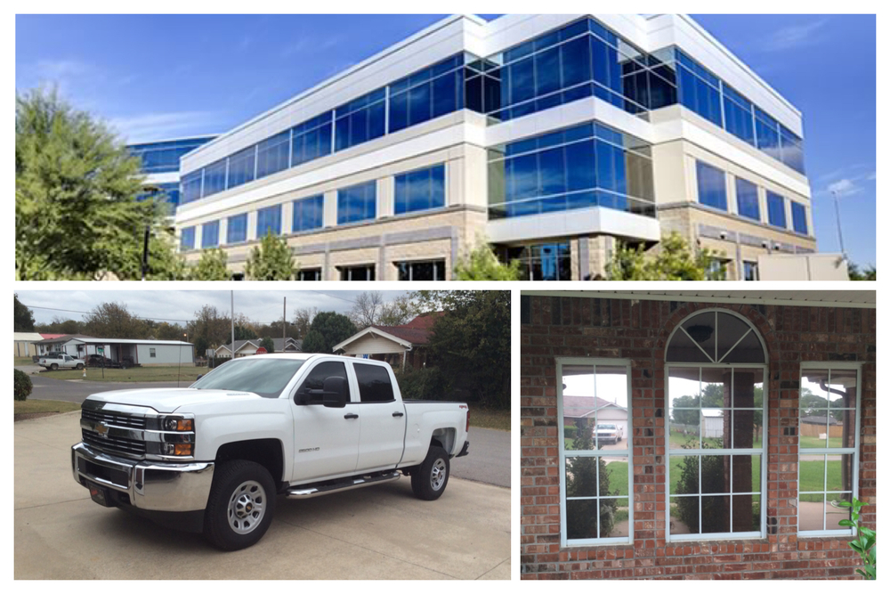 Automotive/Commercial/Residential Window Film