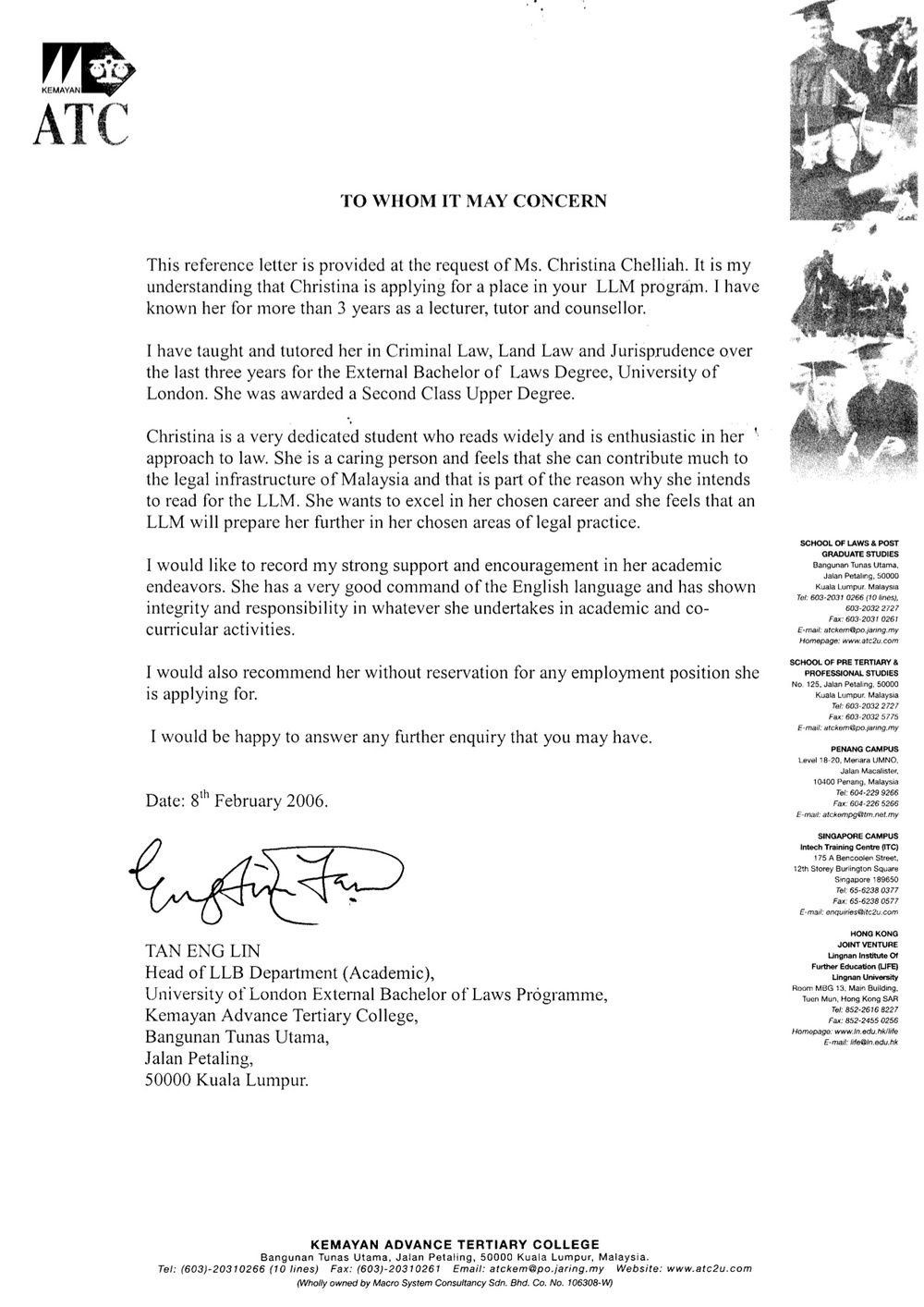 2006 - Teaching - ATC Reference Letter.jpg
