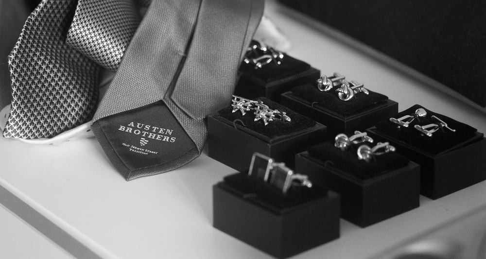 xxiii fashion photography austen brothers aurillium group shoot cufflinks close up