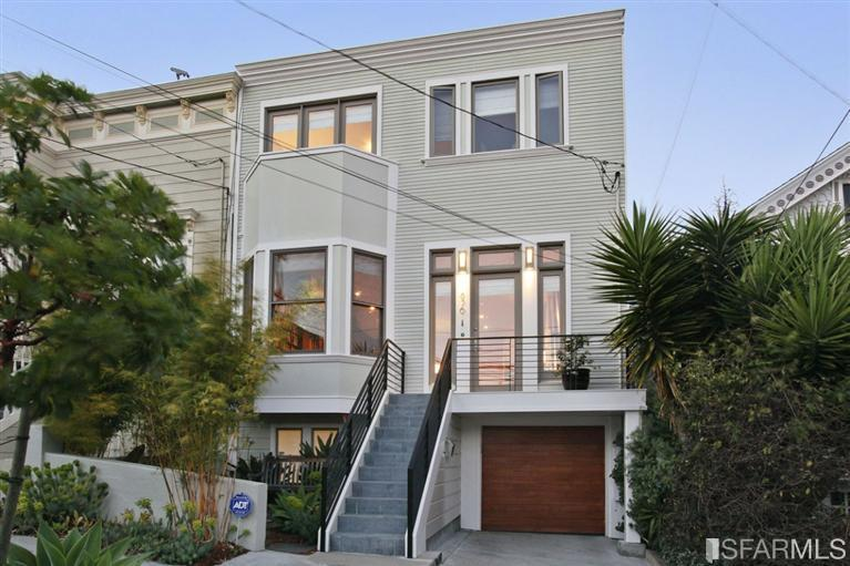 836 Alvarado St - Noe Valley - Represented Buyer  San Francisco, CA
