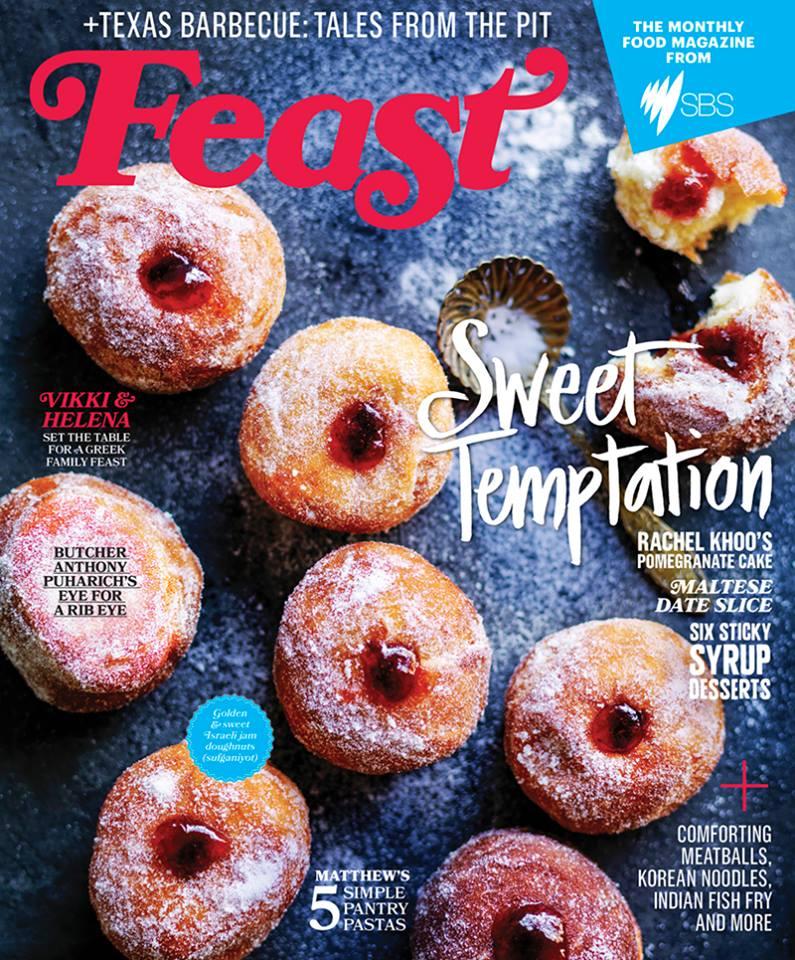 IMAGE: SBS Feast magazine